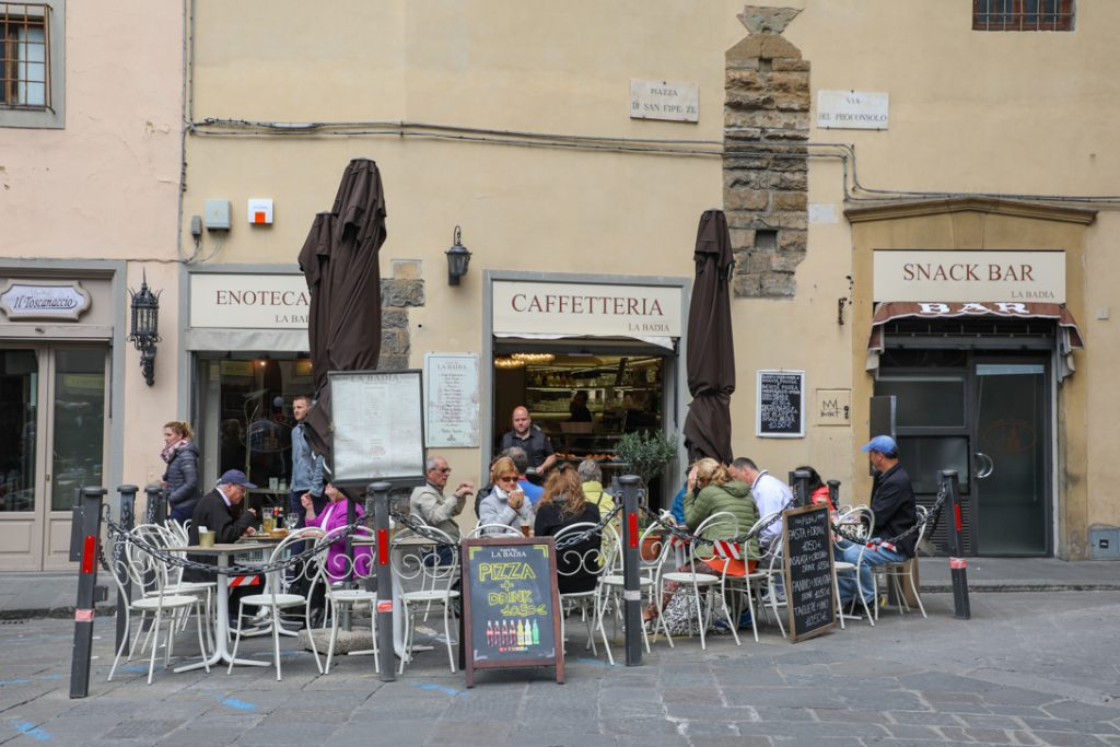 terras in Florence