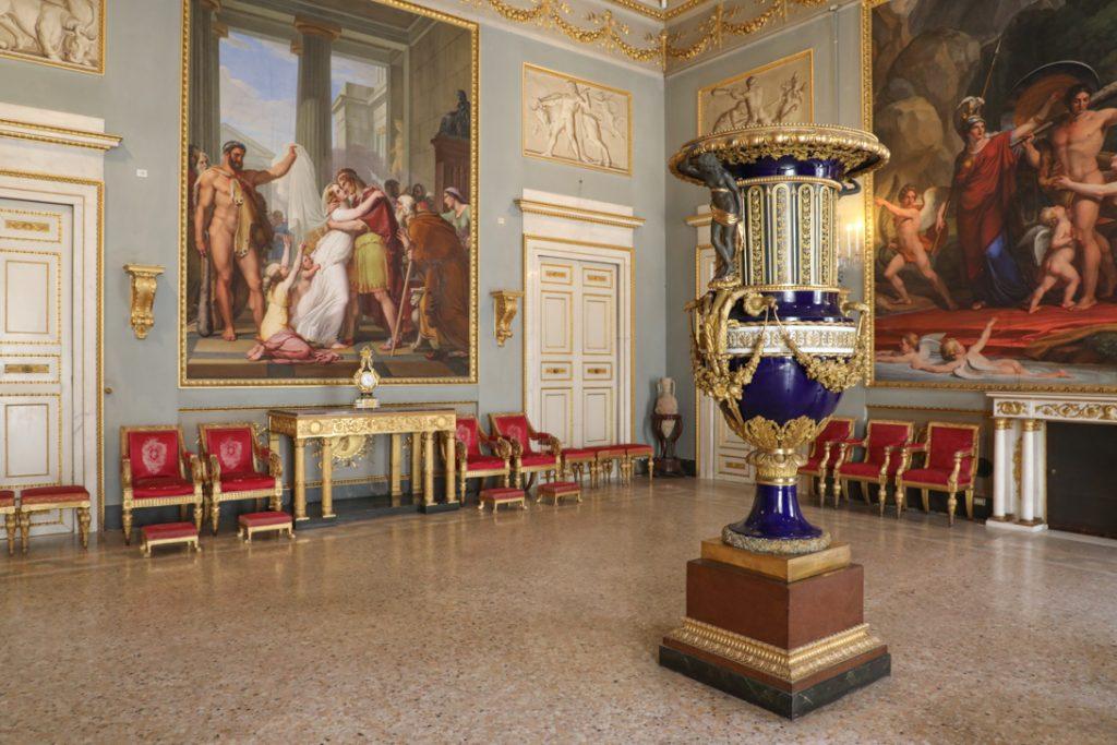 De musea van Palazzo Pitti